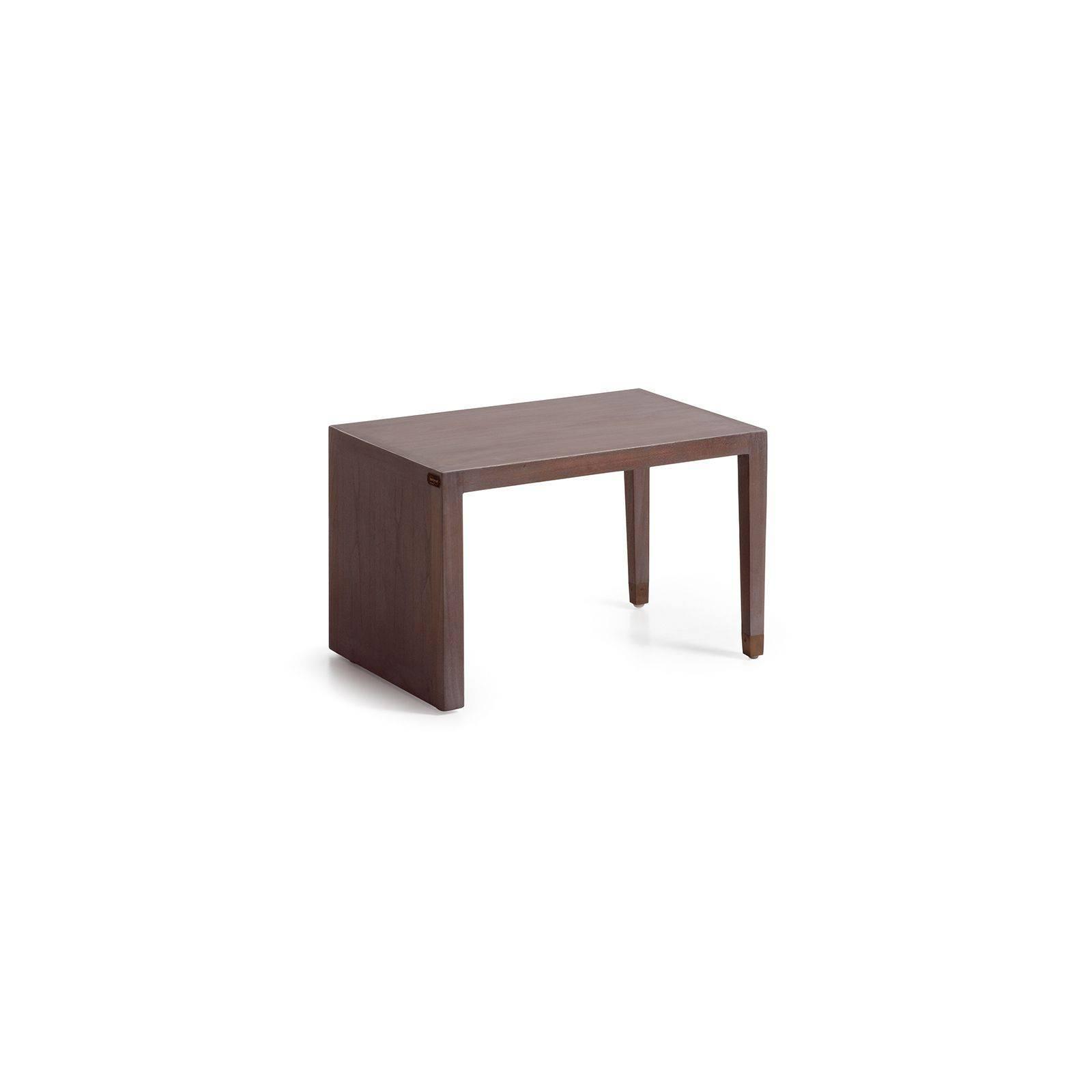 Table basse multifonction Vintage Mindi Massif - achat meuble vintage