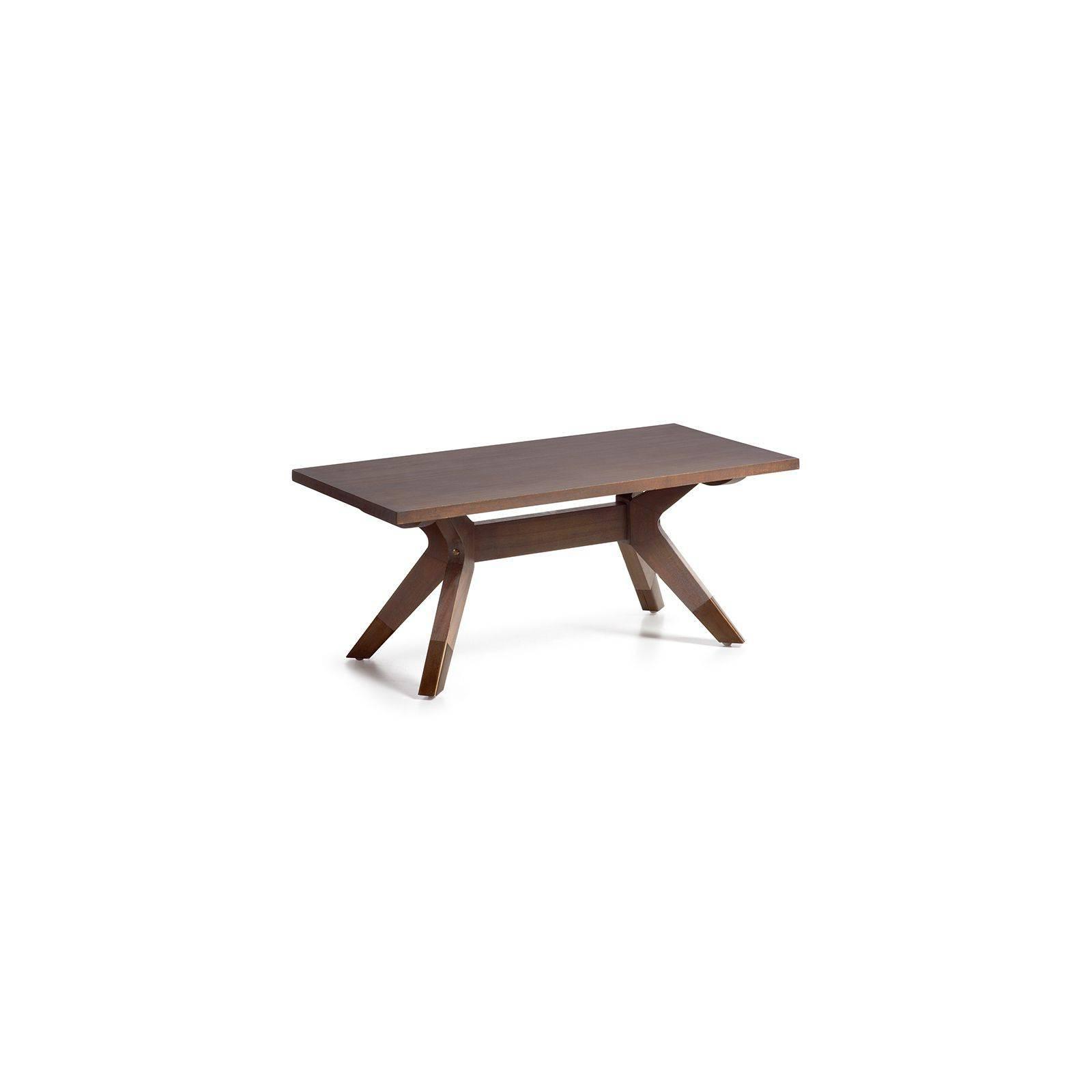 Table basse Vintage Mindi Massif - vente de meubles en bois massif