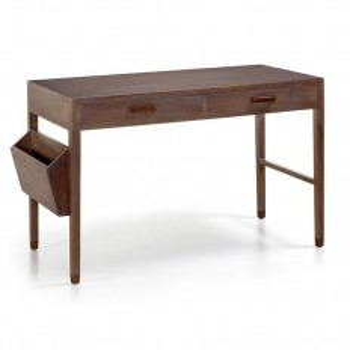 Bureau Vintage Mindi Massif - meuble de bureau