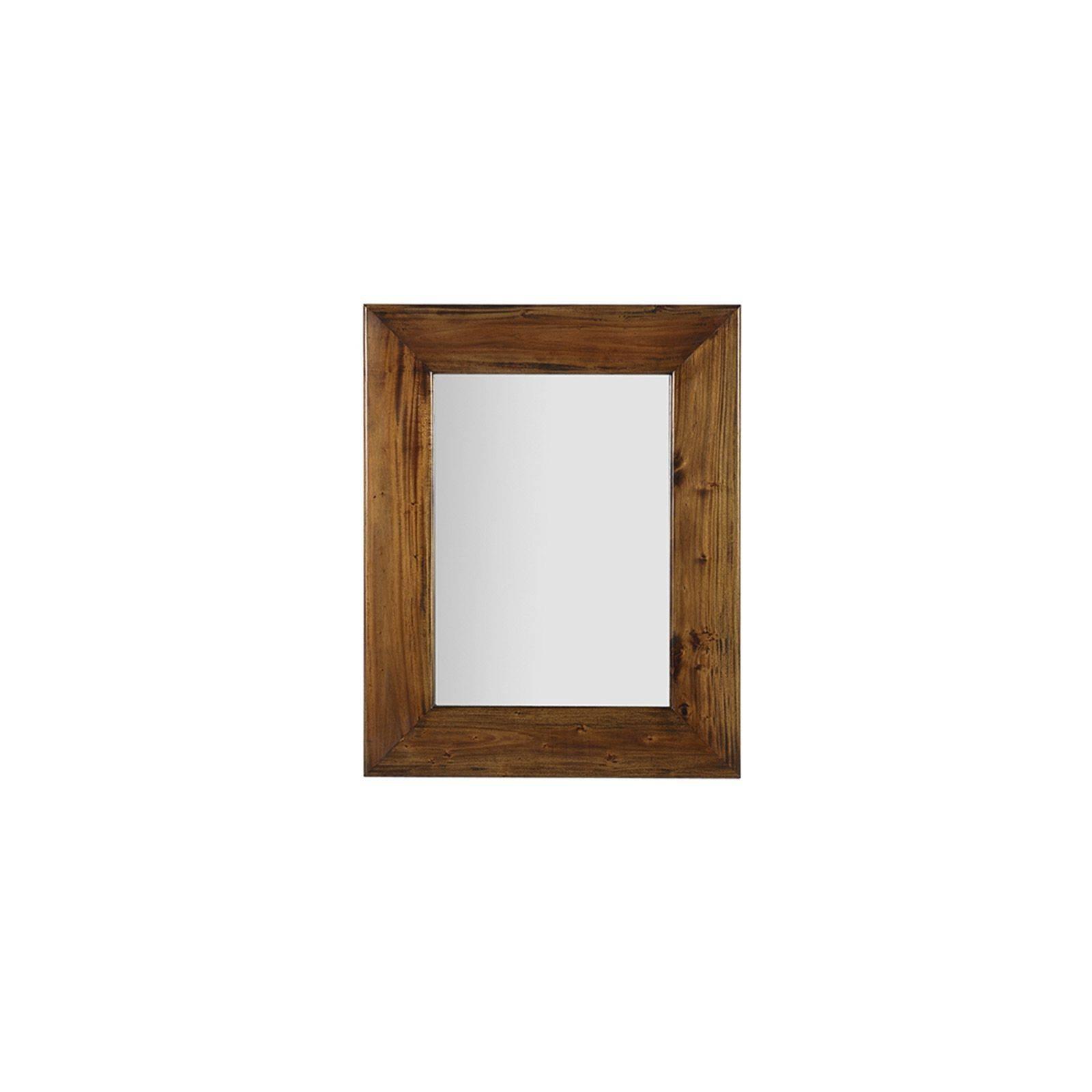Miroir Colonial Acajou Massif - achat meuble déco