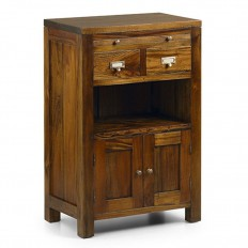 Meuble de rangement Colonial Acajou Massif - achat meuble acajou