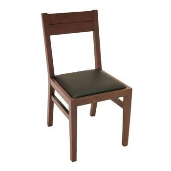 Chaise design Moka Hévéa