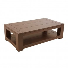 Table basse rectangulaire design : vente de meubles contemporains Moka