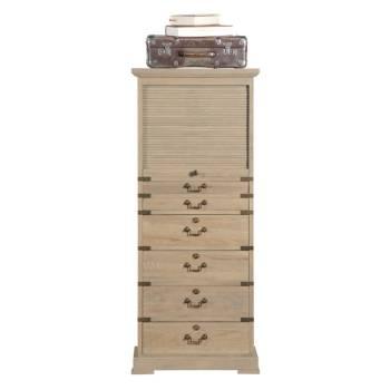 Semainier en chêne massif Vérone | mobilier au style classique