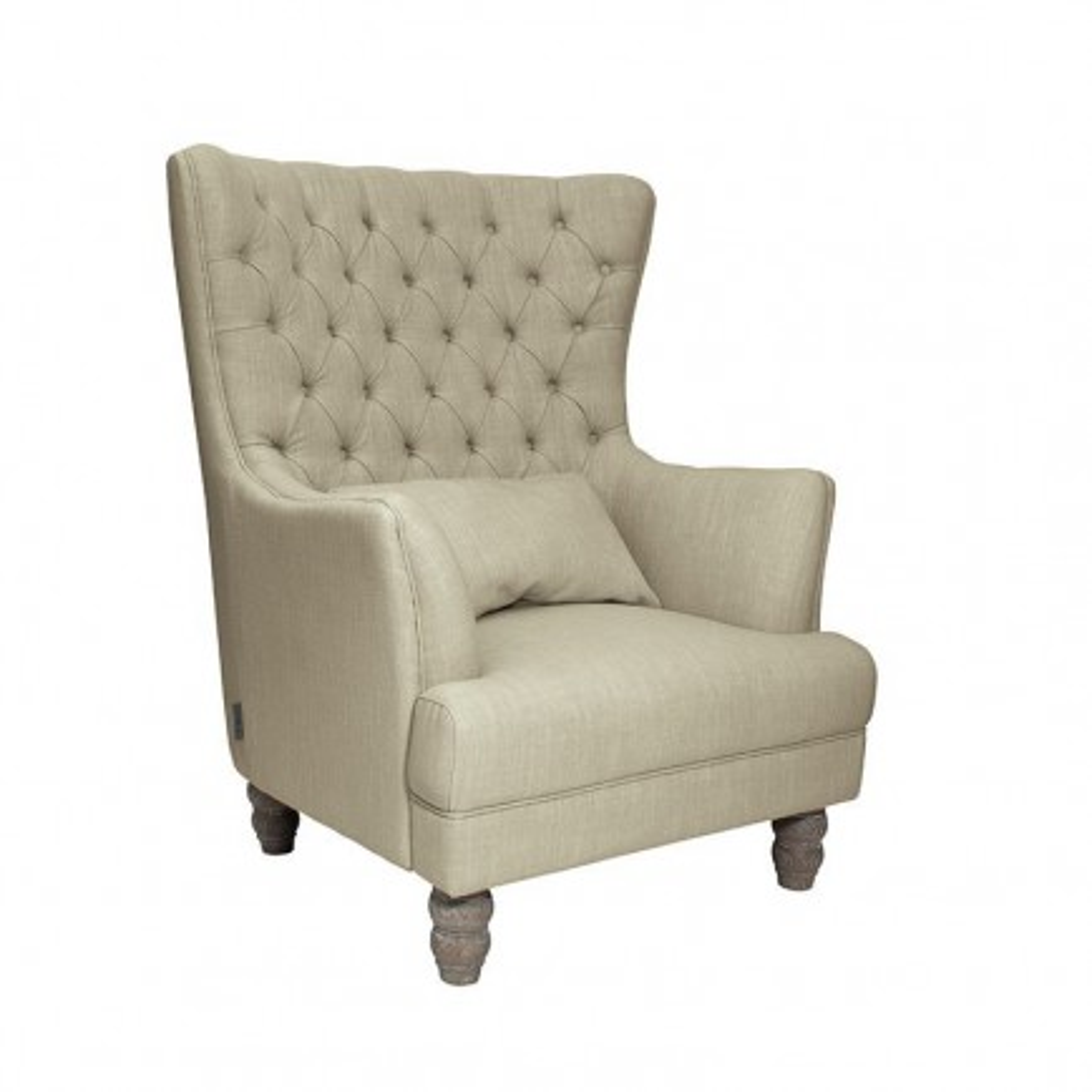 Fauteuil Hailey Tissu - meuble classique