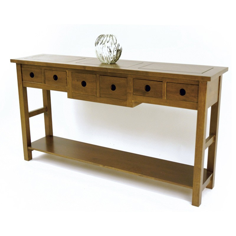 D co d 39 entr e chine console style chinois for Console meuble chinois