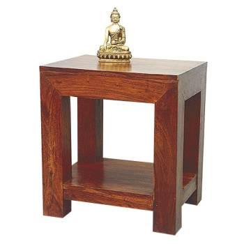 Chevet en bois massif Zen