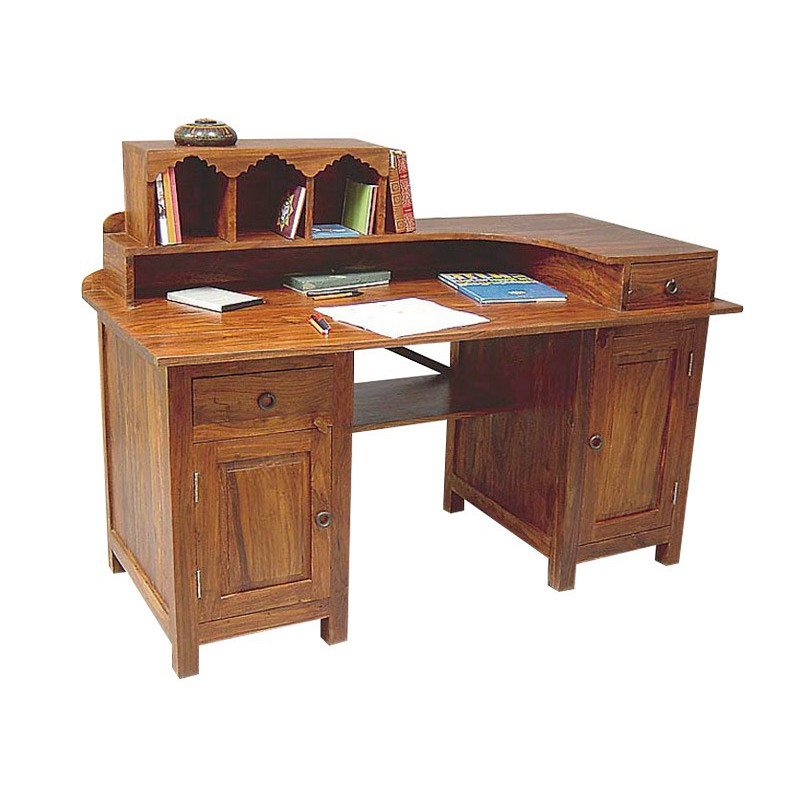 bureau au style indien collection new delhi. Black Bedroom Furniture Sets. Home Design Ideas