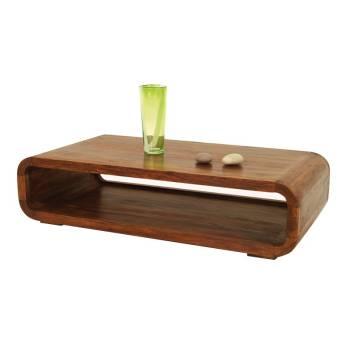 Table basse palissandre Lhassa