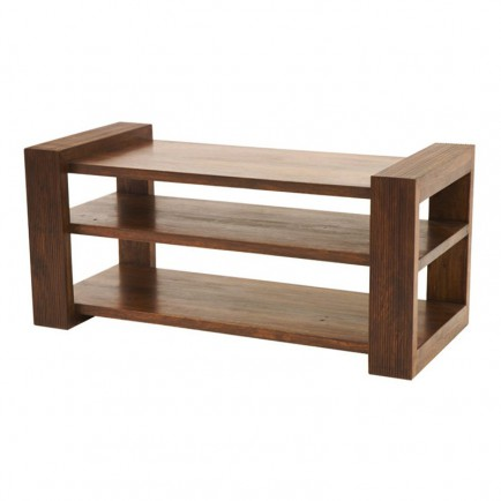 salon la d co afro chic meuble tv en bois sikasso. Black Bedroom Furniture Sets. Home Design Ideas