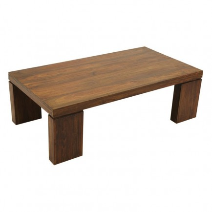Table basse Okina palissandre