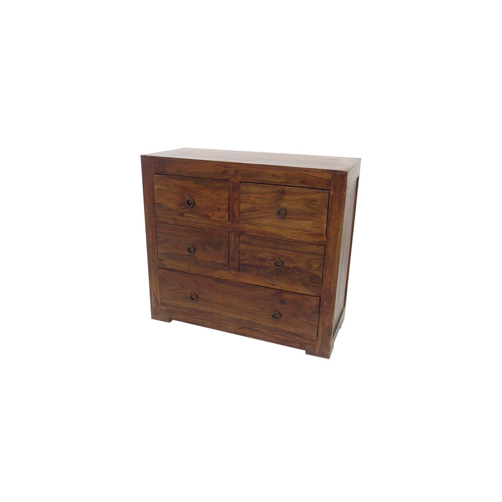 Commode Palissandre Zen - meubles bois exotique