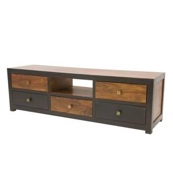 Meuble Tv GM Rome Palissandre - achat meuble de salon