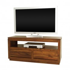 Meuble Tv PM Okina Palissandre - salon style colonial