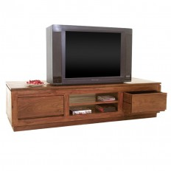 Meuble Tv Palissandre design Okina