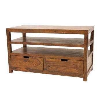 Meuble Tv PM Art Déco Palissandre - meubles en bois exotique