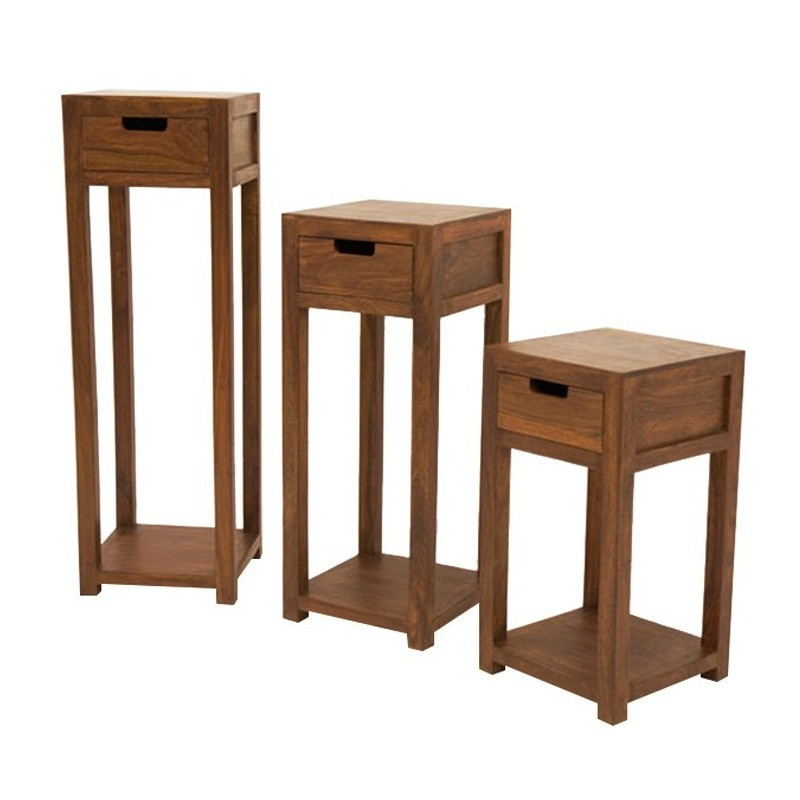 sellettes r tro en bois mobilier art d co en palissandre. Black Bedroom Furniture Sets. Home Design Ideas