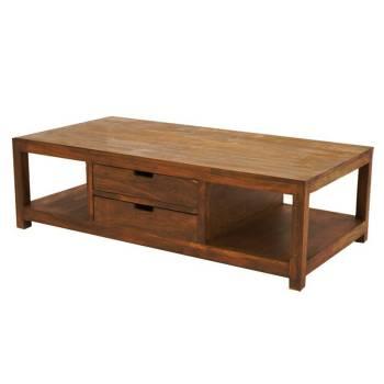 Table Basse Palissandre Art Déco
