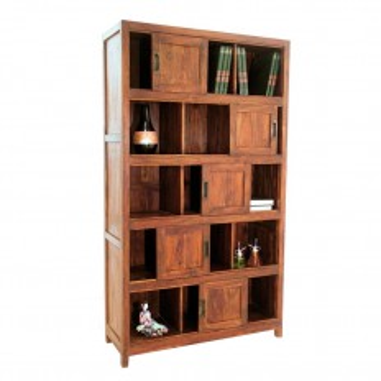 Bibliothèque Tradition Palissandre - achat meubles palissandre