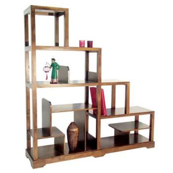 Meuble escalier en mindi achat d 39 objets d co vintage - Meuble en forme d escalier ...