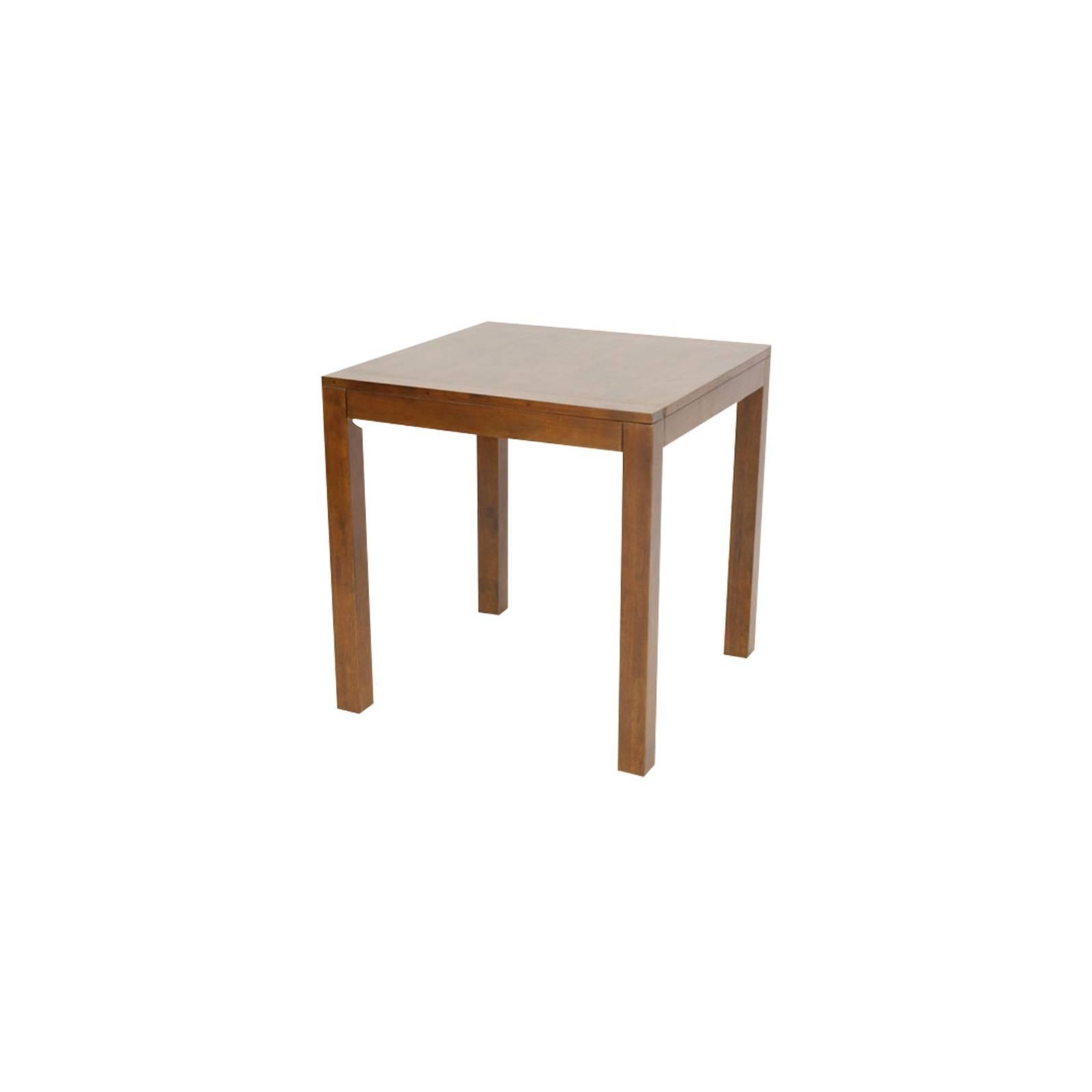 Table de bar en bois exotique Omega