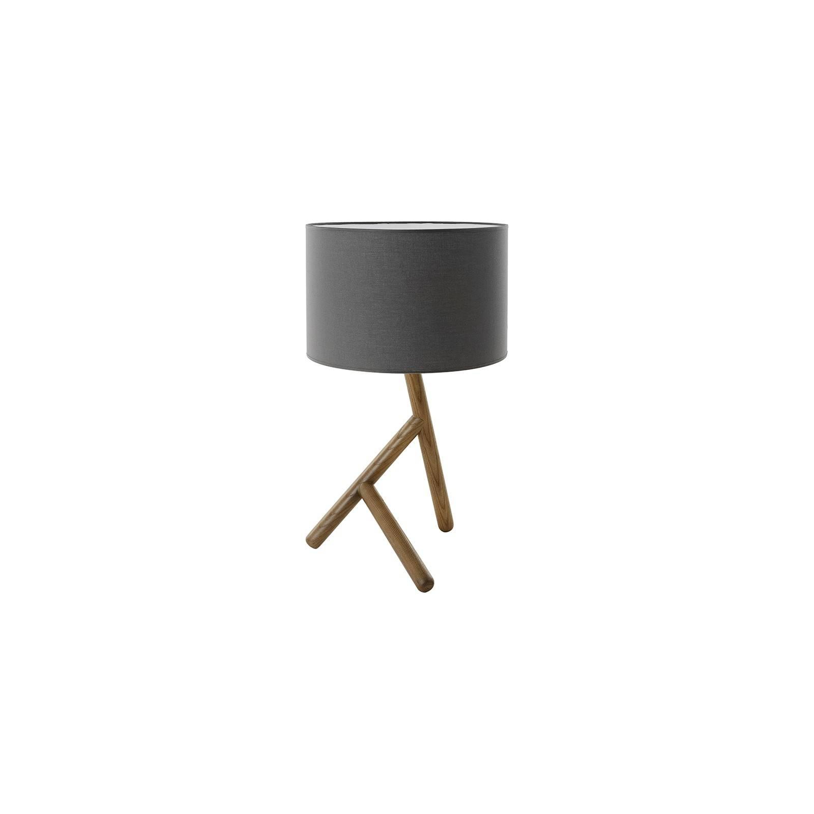 Lampe tripode Basile. Luminaire de designer.