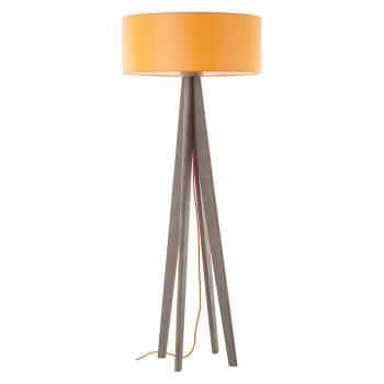 Lampadaire coloré Sepia. Déco orange pour la maison.