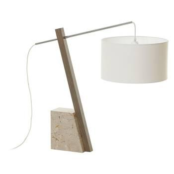 Lampe avec un abat-jour modulable Jens. Luminaire haut de gamme.