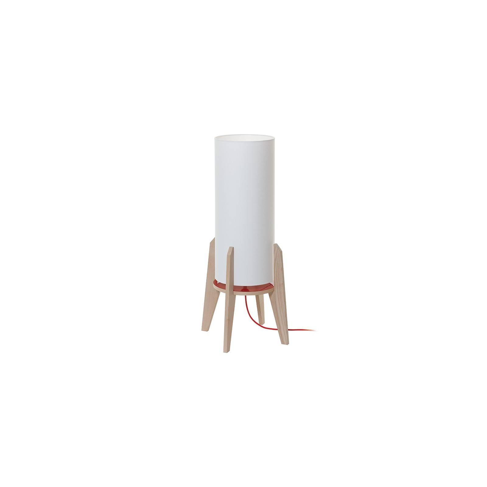 Lampe en forme de navette spatiale Rocket. Déco espace