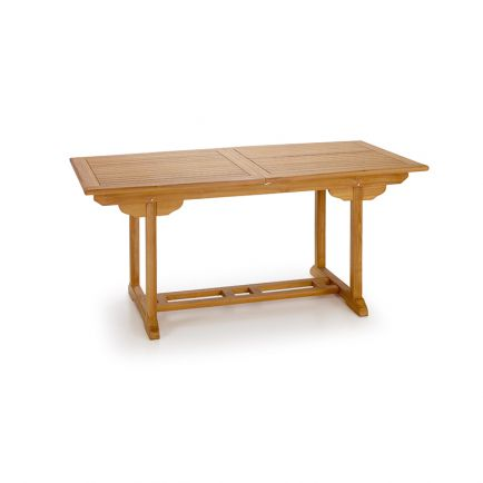 Table de jardin rectangulaire Greenwood Teck