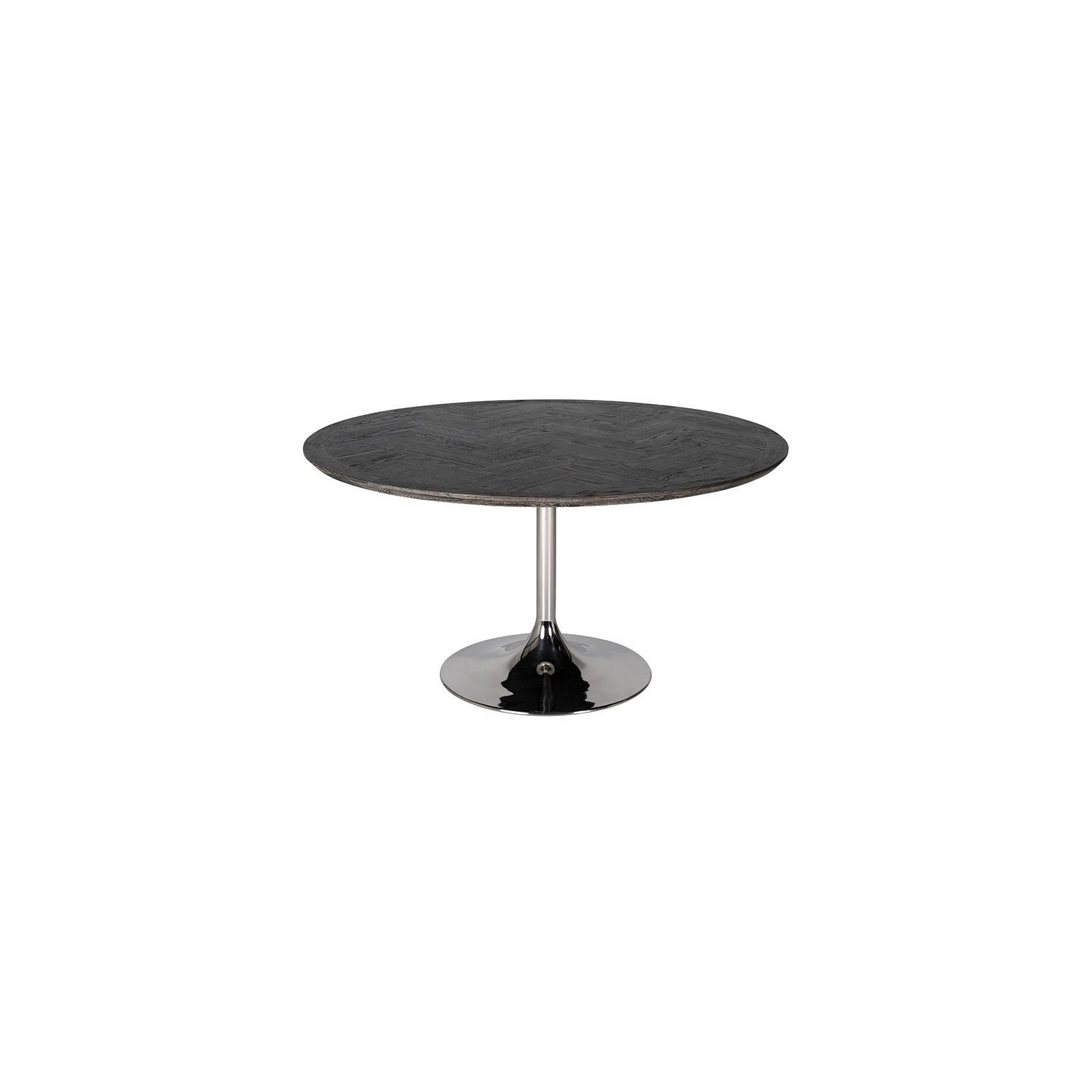 Table de salle ronde New York Chêne