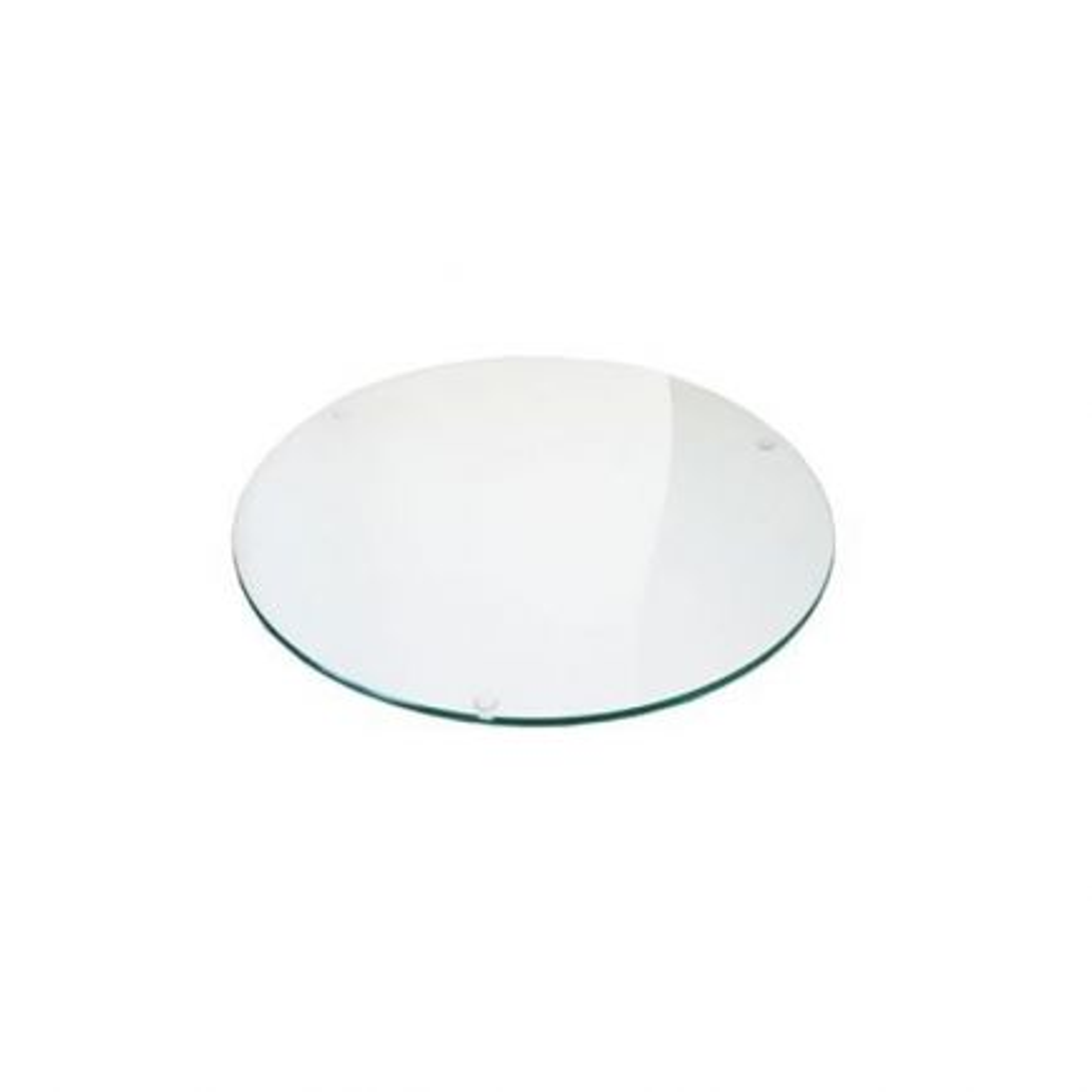 Verre Ronde Plateaux Set En Amovible Table Basse 0wknOP