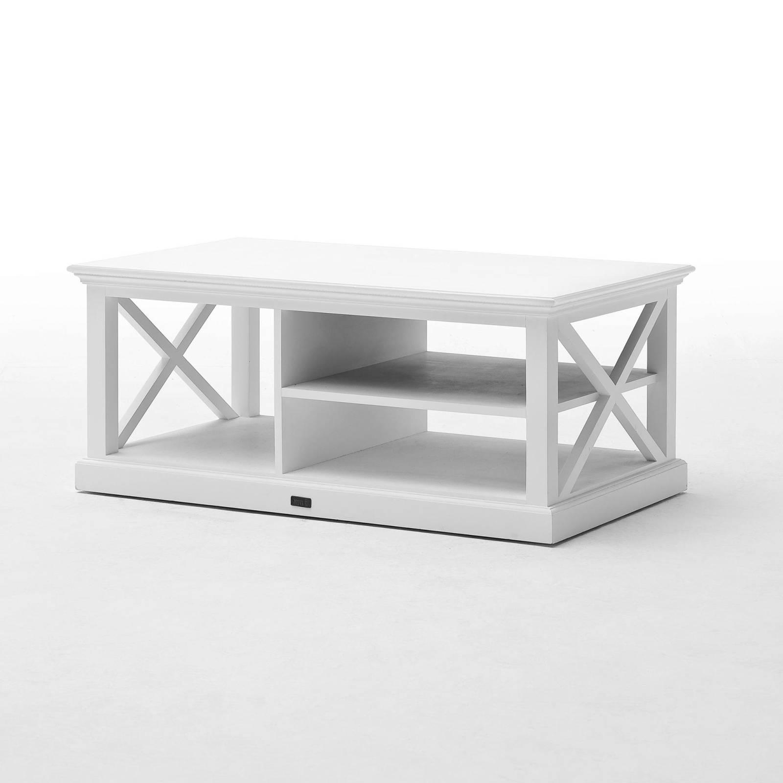 Table Basse Torini Acajou - meuble bois massif