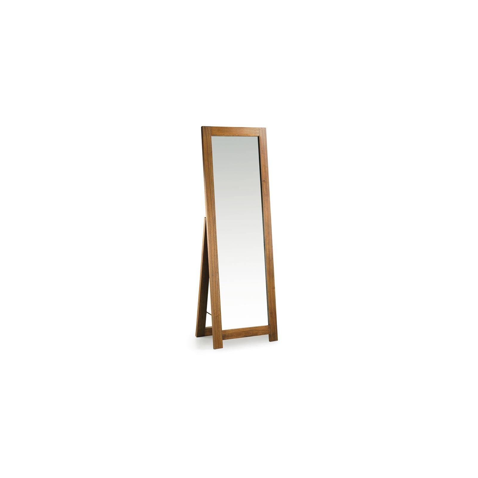 Miroir psyché Tali Mindy en bois massif