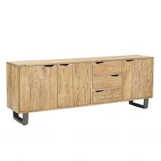 Grand Buffet Bois Naturel | Acacia Jungle