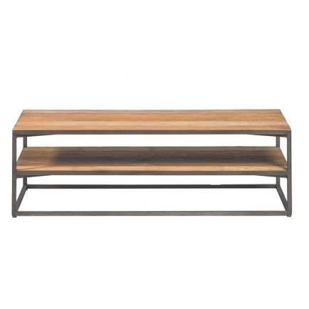 Table basse Rectangulaire | Teck Essential