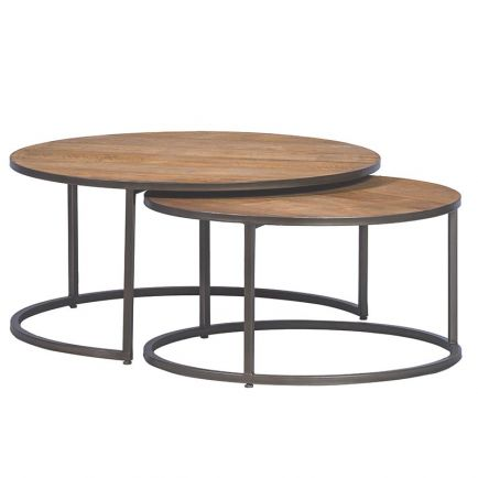 Tables basses gigognes | Teck Essential