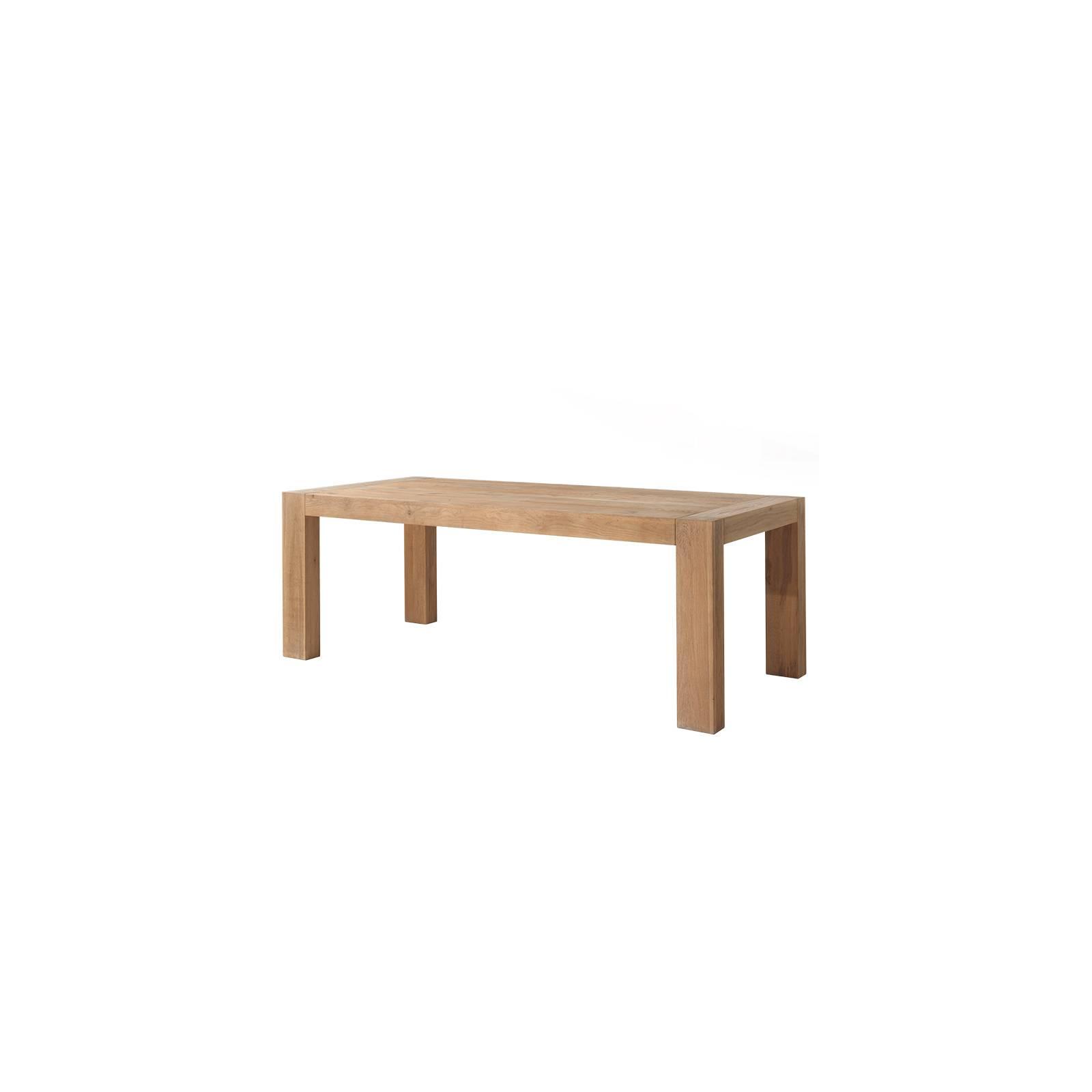 Table de Repas Zeus - meuble haut de gamme