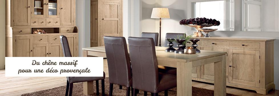 Maison provençale   Décoration à l'esprit de Provence avec les meubles Séville