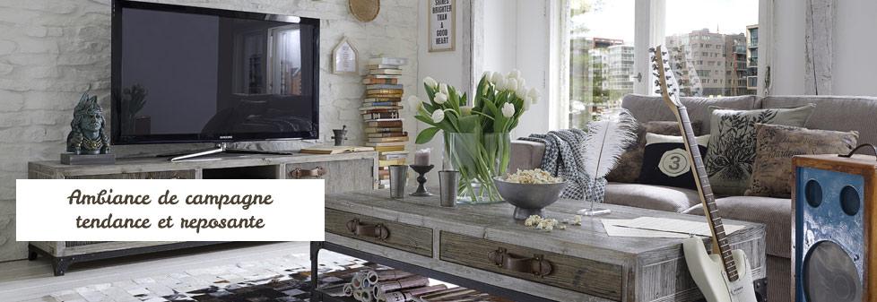 tendance d co esprit de campagne meubles en pin massif flamand. Black Bedroom Furniture Sets. Home Design Ideas