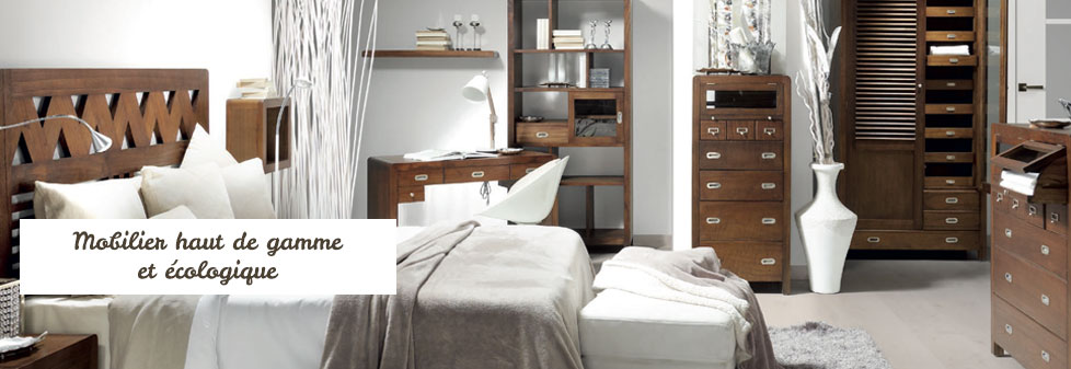 blog d co meubles cologiques en bois exotique. Black Bedroom Furniture Sets. Home Design Ideas