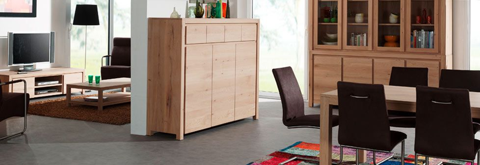 ambiance design life style - Meuble En Bois Massif Design